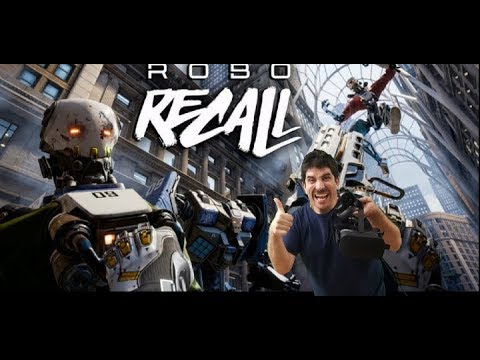 Robo Recall is awesome on Rift....better then Raw Data????..................yes