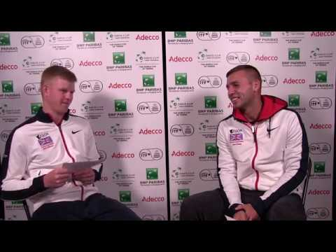 Would You Rather - Dan Evans & Kyle Edmund