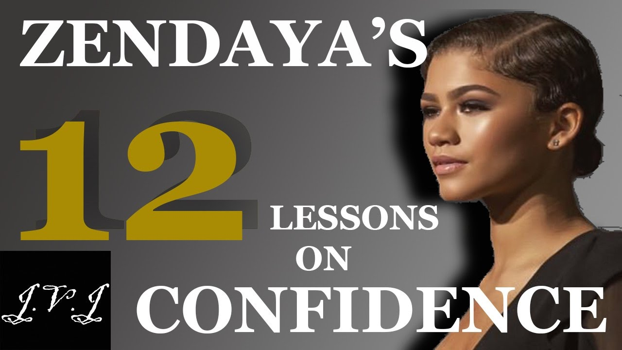 Disney's Zendaya Motivational Video on Confidence - YouTube