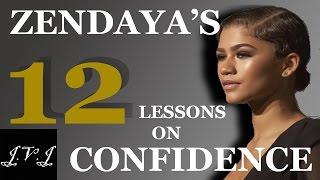 Disney's Zendaya Motivational Video on Confidence