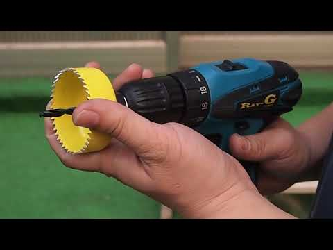 黃色開孔器使用教學