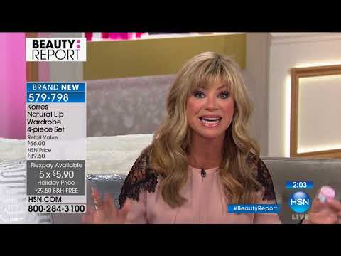 HSN | Beauty Report with Amy Morrison 10.12.2017 - 07 PM