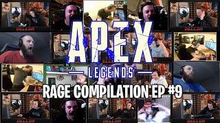 Apex Legends Extreme Rage Compilation #9