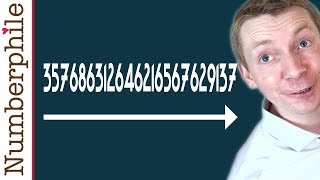 357686312646216567629137 - Numberphile by Numberphile