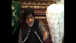 Wafaat Imam Ali Hadi an Naqi(as) - Muallim Mustafa Mawji