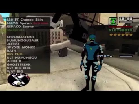 GTA Ben 10 Alien Force (Part 1) | FunnyCat.TV