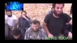Пленные боевики ИГИЛ