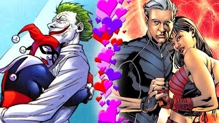 Top 5 WTF Relationships in Comics!