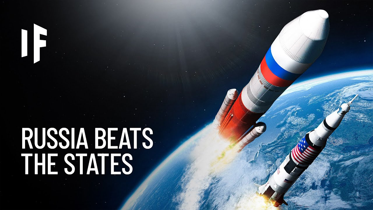 What If Russia Won the Space Race?