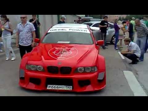 БМВ тюнинг.mp4 - YouTube