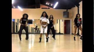 "Ana Ogbueze - Aaliyah ""More Than A Woman"" Music Video Mix Class @ StudioRUSH"