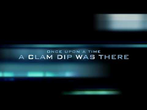 Clam dip channel trailer