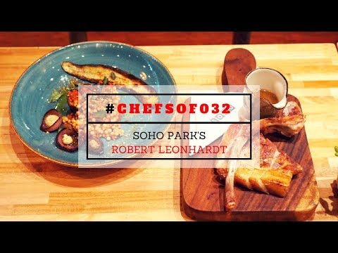 Robert Leonhardt of Soho Park cooks Pork Chops!