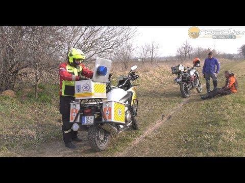 Mit tegyél, ha kisebb motoros baleset ér? - Onroad.hu