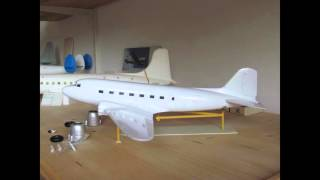 Italeri 1/72 DC-3 G-AMSV Air Atlantique