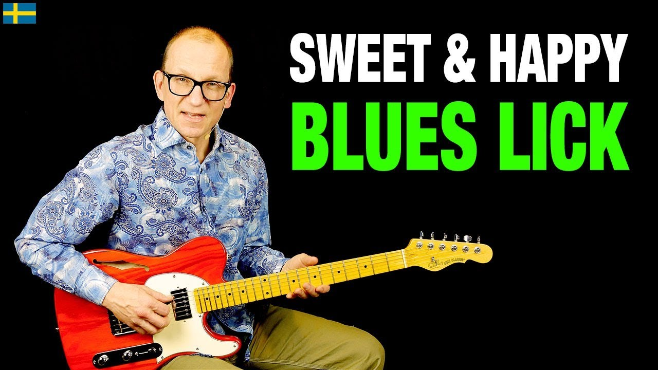 sweet blues lick in e youtube. Black Bedroom Furniture Sets. Home Design Ideas