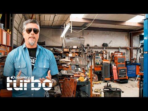 ¿Hay una barbacoa en el taller? | Gas Monkey al Rescate | Di