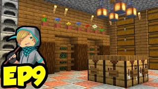 Let's Play Minecraft Episode 9