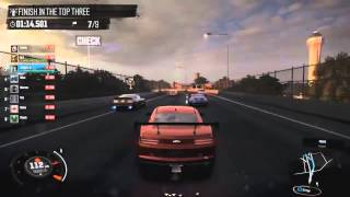 The Crew Gameplay Walkthrough Part 1 Xbox One PS4 PC HD