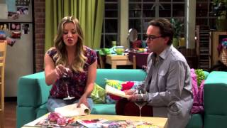 THE BIG BANG THEORY 7x19 - THE INDECISION AMALGAMATION