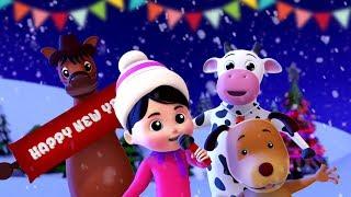 Desejamos lhe um feliz natal | Papai Noel canção | Rimas de Natal | We Wish You a Merry Christmas