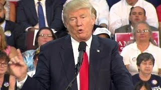 Trump to protester: Your mother is voting Trump