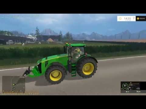 Farming Simulator 15 on Manchester we now have are fleet