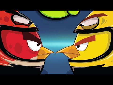 Angry Birds Go - All Episodes - Boss Fights: Bomb, Stella, Bubbles, Matilda, Chuck, Hal, Terence