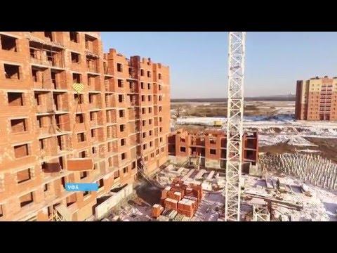 Строительство многоэтажного дома из керамических блоков ПОРИКАМ
