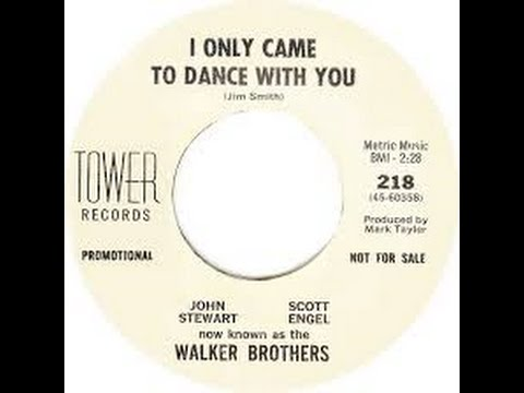 I Only Came To Dance With You Walker Brothers Stereo Remix Tom Moulton Video Steven Bogarat