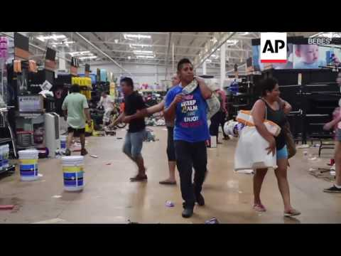 Veracruz - Looting rampage in parts of Mexico | Editor's Pick | 5 Jan 17