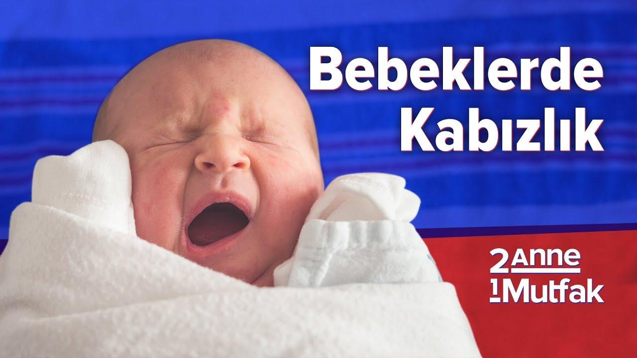 Bebeklerde Kabızlık Sorunu Ve Çözümü