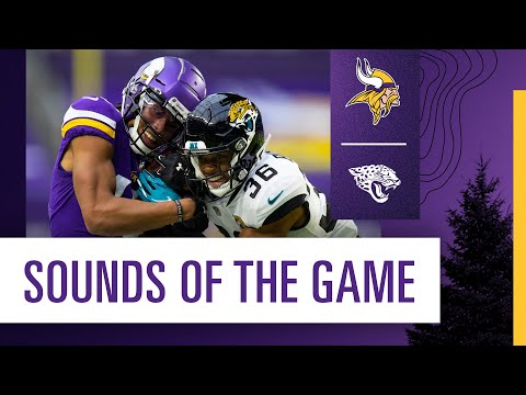 Sounds of the Game: Minnesota Vikings 27, Jacksonville Jaguars 24