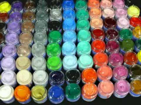 Reborn Supplies Genesis Heat Set Paints Reborn Supplies