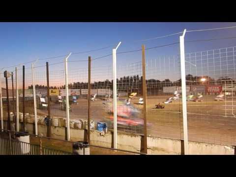 River Cities Speedway 7/29/16 NOSA 410 Sprint A main