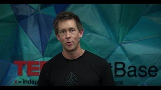 Sustainable business: It's not just about the why | Jeremy Moon | TEDxScottBase