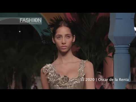 Nightwear OSCAR DE LA RENTA Spring 2020 New York - Fashion Channel