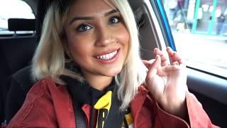 HILARIOUS CAR CONVERSATIONS & A VERY SAD ENDING.. | Maliha Vlogs