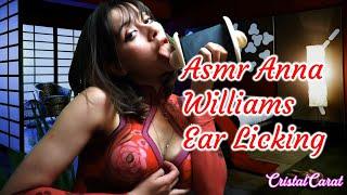 ASMR Ear Licking Moaning Anna Williams Tekken