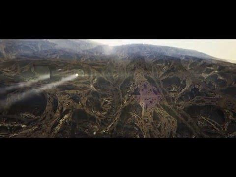 Exploration - 3D Environment design & compositing
