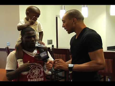 Kevin Hart shirt is seriously funny with Tony Anderson