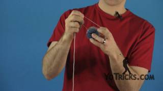 Learn how to Replace a Yoyo String