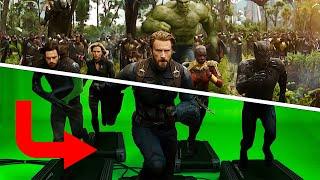 AVENGERS: ENDGAME Amazing Visual Effects Breakdown VFX - Behind the Scenes
