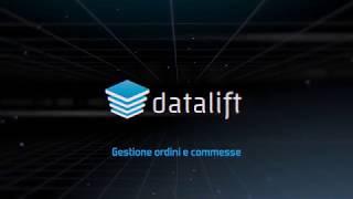Datalift - Gestione ordini e commesse