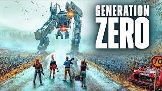 Generation Zero (запись игры со стрима )