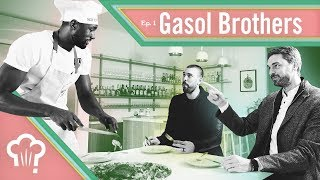 Download Marc and Pau Gasol show up together | How Hungry Are You? Mp3 and Videos