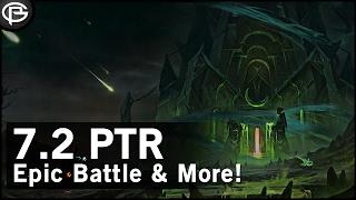 7.2 PTR - Epic Battle Scenario & Weapon Upgrades