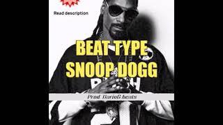 [FREE] underground rap beat type SNOOP DOGG {Hip Hop Instrumental} - Prod. DarioG.beats