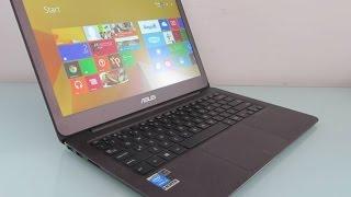 asus Zenbook UX305 699 ultrabook review