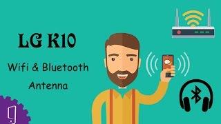 LG K10 Wifi & Bluetooth Antenna Repair Guide